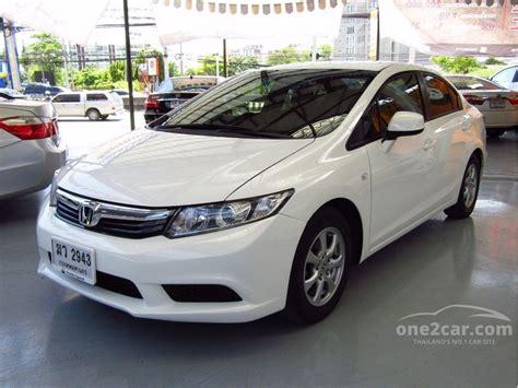 Honda Civic 1 8 At 2012 honda civic 2012 s i vtec 1 8 in กร งเทพและปร มณฑล
