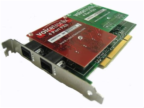 Activity Legacy Server 2 8l pots analog telephony cards openpci series