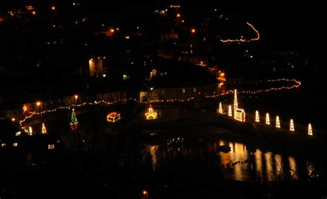 Harbour Lights by Mousehole Harbour Lights Cornwall Guide