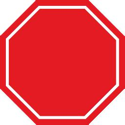 Blank Stop Sign Clip Free by Sign Stop Png