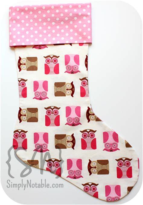 sew christmas stocking tutorial retro style christmas stocking sewing pattern tutorial