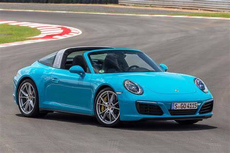 miami blue porsche targa 2016 porsche 911 targa 4s review first drive motoring