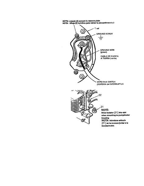 sanborn air compressor motors wiring diagram wiring