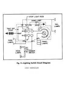 light switch wiring diagram on 59 the 1947 present chevrolet gmc truck message board network
