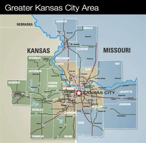 map of kansas city kansas city real estate and market trends