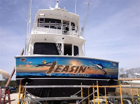 fishing boat other names boat wraps by shine on signs renton kent bellevue