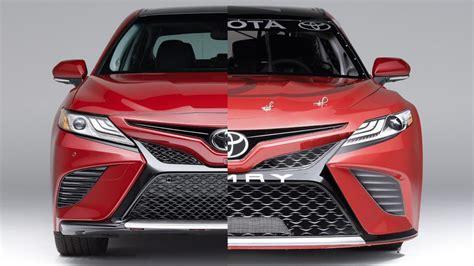 Toyota Camry Nascar 2018 Toyota Camry Lends Its Design To New Nascar Race Car