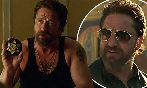 gerard butler in must see sneak peek for den of thieves