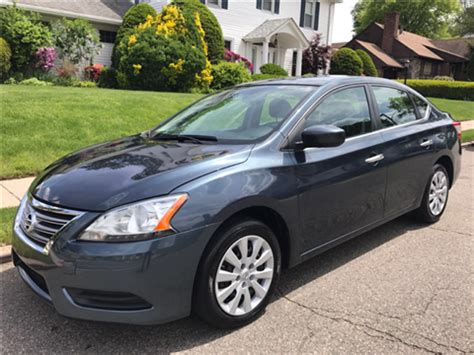 used nissan sentra nj 2013 nissan sentra for sale new jersey carsforsale