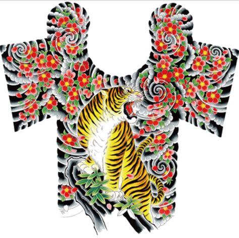 yakuza tattoo png image shimano s tiger png yakuza wiki fandom powered