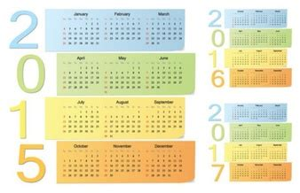 Calendar 7 Years Ago Hanging Note Board Psd File Free