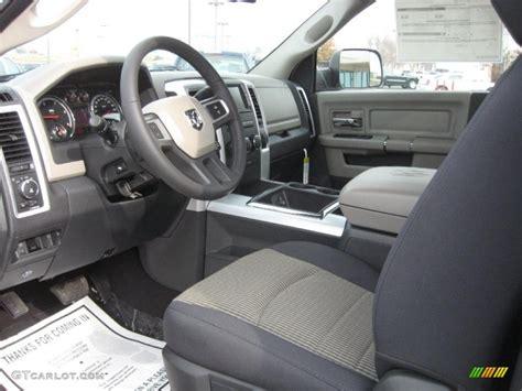 2011 Dodge Ram Interior by 2011 Dodge Ram 3500 Hd Slt Regular Cab 4x4 Dually Interior