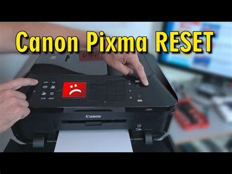 reset canon printer factory settings how to hard reset canon printer error musica movil