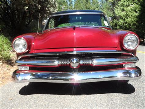 Sacramento Upholstery 1953 Ford Crown Victoria For Sale