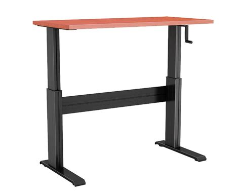 adjustable standing desk for home office adjustable standing desk jesper office 205 series height