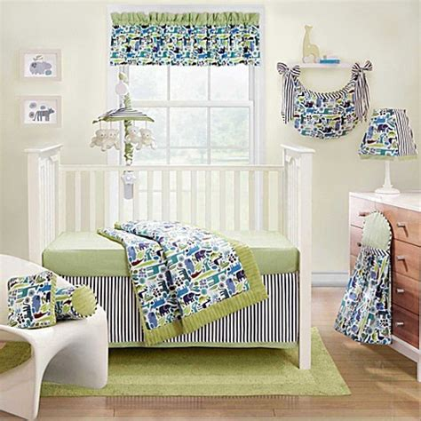 bananafish bedding bananafish 174 joshua crib bedding bed bath beyond