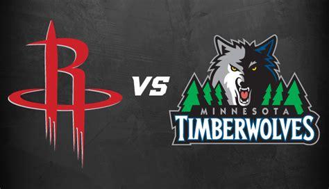 Minnesota Timberwolves 02 gt rockets vs timberwolves 2 23 15 message board