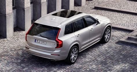 Volvo Xc90 Facelift 2020 Uk by 2020 Volvo Xc90 Facelift Gets Kers Technology 420 Ps T8