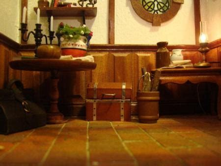 hobbit furniture hobbit hole dollhouse and furniture miniatures pinterest
