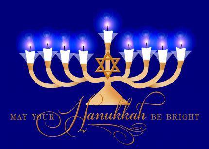 beautiful hanukkah greeting pictures