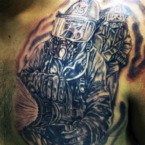 firefighter tattoo designs 50 firefighter tattoos for masculine fireman ideas