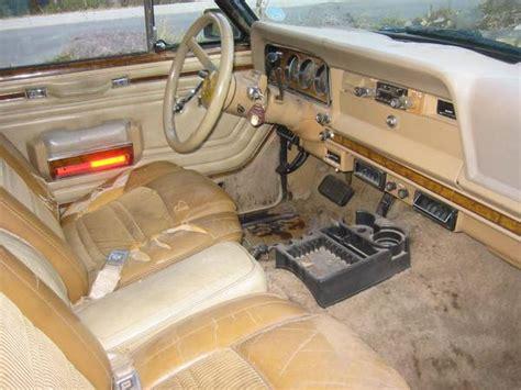 1984 Jeep Grand Wagoneer For Sale Telluride Western Slope