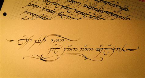 elvish tattoo creator elvish tattoo design by nirnaeth en ainur on deviantart