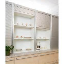Kitchen Cabinet Roller Shutter Doors by Gallery Kitchen Roller Doors