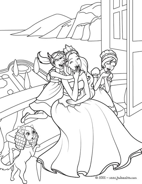 Barbie As The Island Princess Coloring Pages Coloring And The Island Princess Coloring Pages