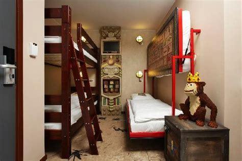 adventure room adventure corridor picture of hotel legoland billund tripadvisor