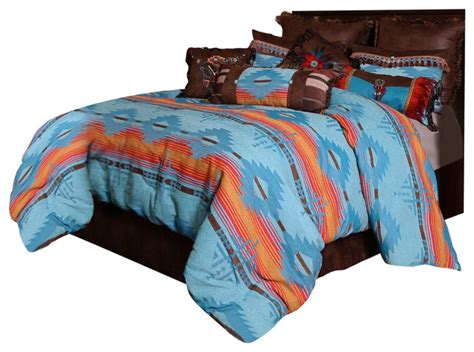 southwestern comforter sets king arizona southwest comforter bedding set