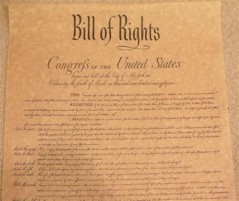bill of rights section 21 united states bill of rights