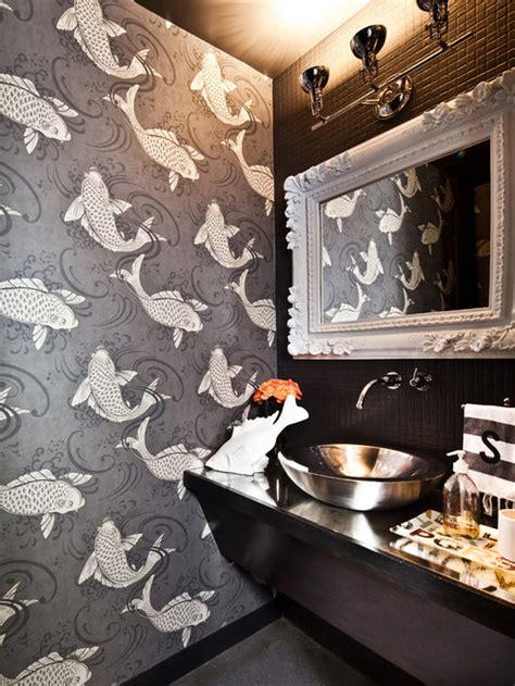small bathroom wallpaper design ideas remodel