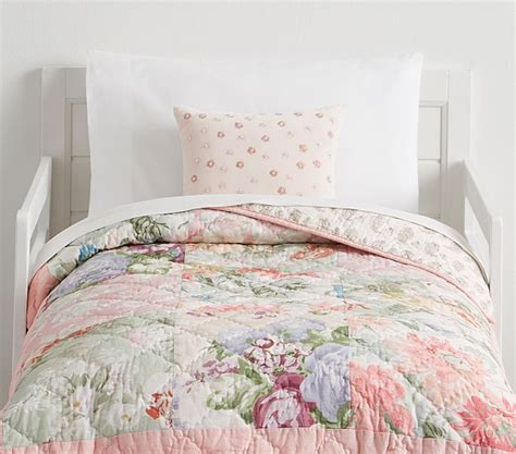 Patchwork Toddler Bedding - organic lina patchwork toddler bedding kid quilts
