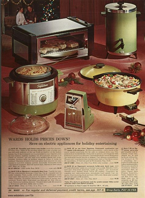 1970s Kitchen Appliances by Household Items Page 3 Remembering The 70s