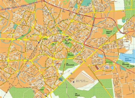 bialystok map our bialystok mapa wall maps mapmakers offers poster