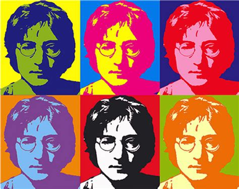 photoshop tutorial john lennon add the andy warhol pop art effect to photos the easy way