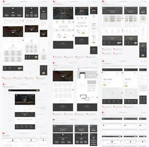 wireframe illustrator template 20 templates for creating high fidelity wireframes web