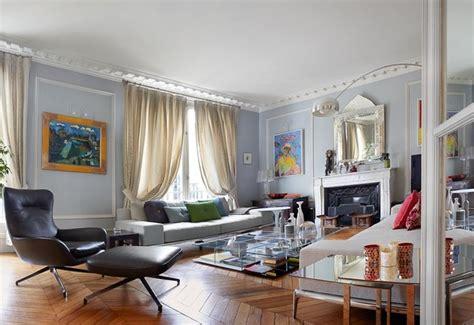 paris living room paris apartment 16th arrondissement contemporary