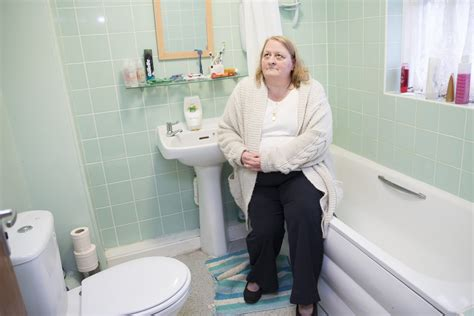 council bathroom family of six who asked for bigger council house is told