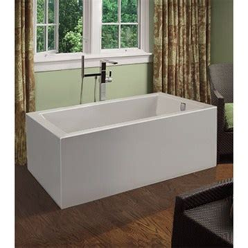 bathtub 54 x 30 mti andrea 17a freestanding sculpted tub 54 quot x 30 quot x 20