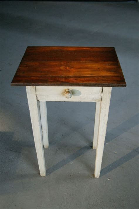 small  tables  drawers woodworking projects plans