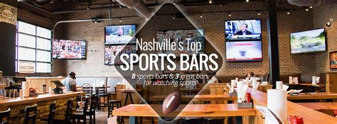 Top Bars In Nashville by Top Sports Bars In Nashville Nashville Guru