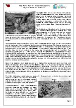The Battle Of The Somme Worksheet Answers by World War I