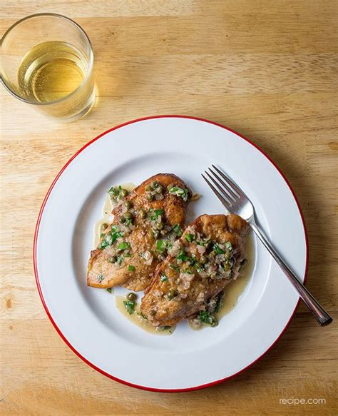 what does comfort food mean classic doesn t have to mean fussy this chicken piccata