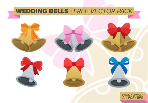 Wedding Bell Vector by Wedding Bells Free Vector Pack Free Vector