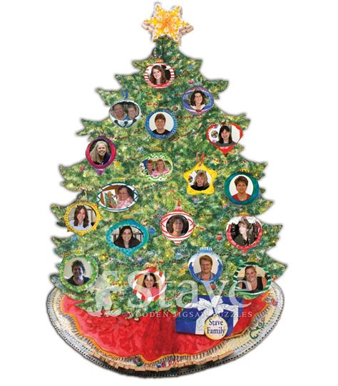 familyphotos of christmas tree cutting family tree oh tree a treat puzzle stave puzzles