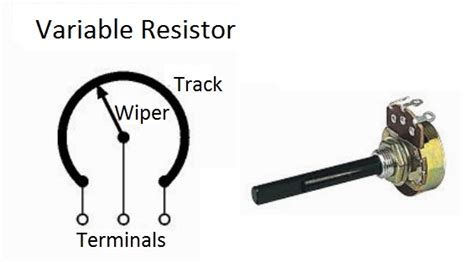 what does an variable resistor do voltage regulators 187 technology transfer services