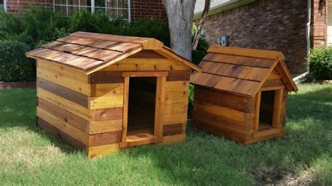 cedar dog houses 12 wonderfully unusual dog houses