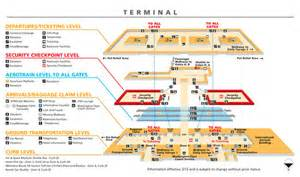 Washington Dulles Map by Dulles International Airport Terminal Map Pictures To Pin